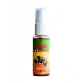 Propolis cu galbenele, 25ml - Spray