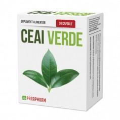 Ceai Verde, 70 g, Parapharm