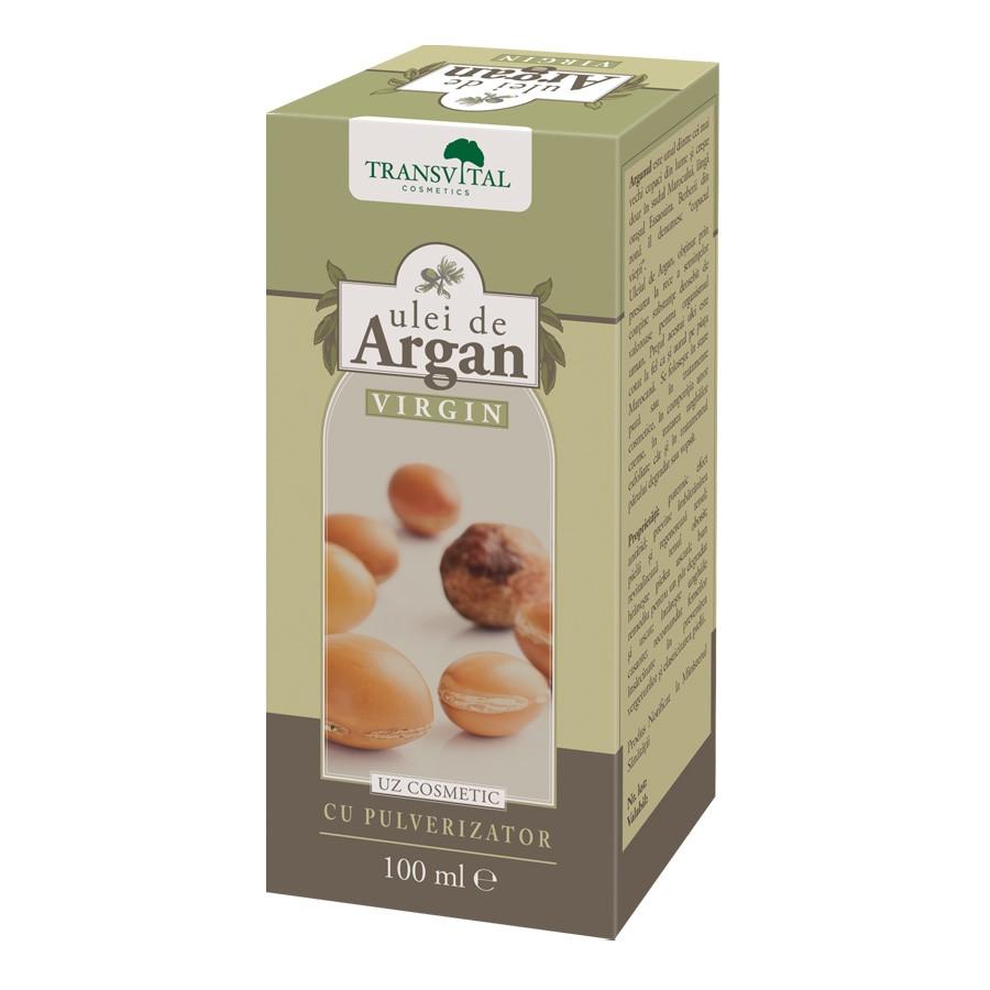 Ulei de Argan Virgin 100 ml