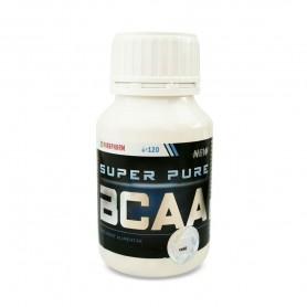 Super Pure BCAA, 120 capsule Quantum Pharm