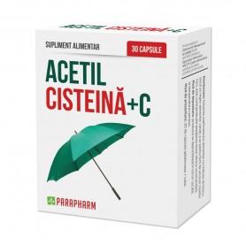 Acetil Cisteina+C