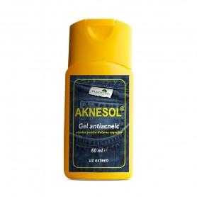 Aknesol, Gel Antiacneic, 60ML