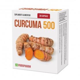 Curcuma 500, 30 cps Quantum Pharm