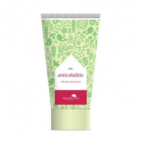 Gel Anticelulitic cu extract de cafea verde, guarana si castan