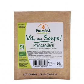Supa de primavara cu quinoa 10g
