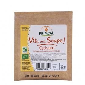 Supa de vara cu quinoa 10g