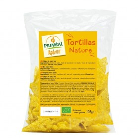 Chipsuri tortila nature fara gluten 125g