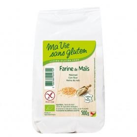 Faina de porumb - fara gluten 500g