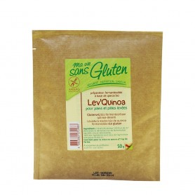 Drojdie maia de quinoa fara gluten 50g
