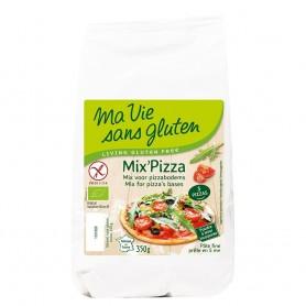 Amestec pentru pizza - fara gluten 350g