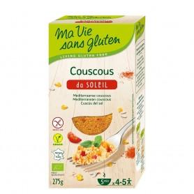 Cuscus Auriu cu Condimente, fara gluten 275g