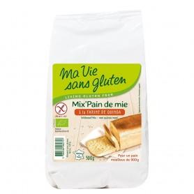Amestec pentru paine cu quinoa - fara gluten 500g