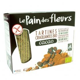 Turte crocante cu cacao - fara gluten 150g