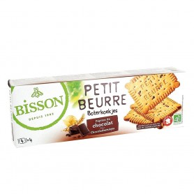 Biscuiti Petit Beurre cu pepite de ciocolata 150g