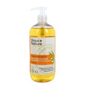 Sampon dus cu sapun de Marsilia si flori de portocal 500ml