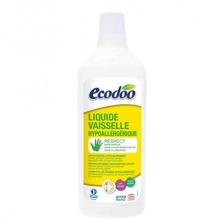 Detergent lichid pentru vase hipoalergenic 750 ml