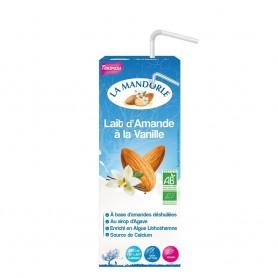 Lapte de migdale cu vanilie 200ml