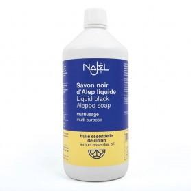 Detergent universal cu sapun negru de Alep cu lamaie 1L