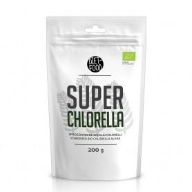 Chlorella Pulbere Bio 200g