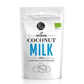Lapte praf bio de cocos 200g