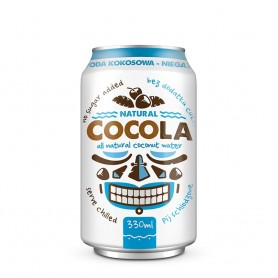 CocoLa - apa de cocos naturala 330ml