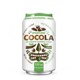 CocoLa - apa de cocos acidulata 330ml