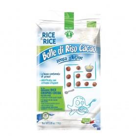 Bilute de orez cu cacao fara zahar, fara gluten 150g