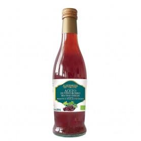 Otet bio din vin rosu 500ml