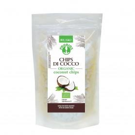 Chipsuri din cocos bio 125g