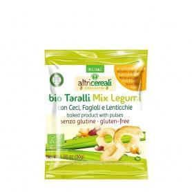 Covrigei din mix faina leguminoase - fara gluten 30g
