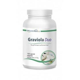 Graviola Duo Medicinas - 150 capsule
