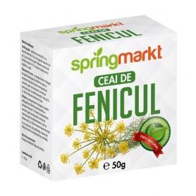 Ceai de Fenicul Fructe 50g Springmarkt