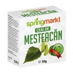 Ceai de Mesteacan Frunze 50g Springmarkt