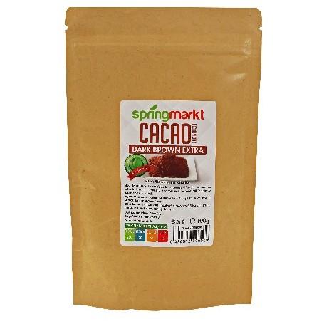 Cacao Alcalinizata, 100 g Springmarkt