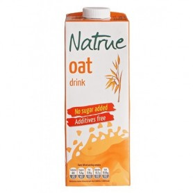 Lapte Vegetal de Ovaz, 1L Natrue