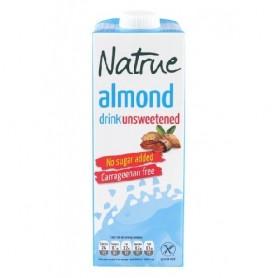 Lapte de Migdale Vegetal Neindulcit, 1L Natrue