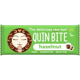 Baton Organic cu Alune Quin Bite 30gr