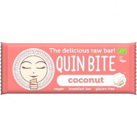 Baton Organic cu Cocos Quin Bite 30gr