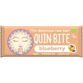 Baton Organic cu Coacaze Quin Bite 30gr