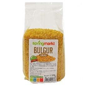 Bulgur, 500g Springmarkt