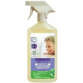 Spray ecologic pentru curatarea bucatariei cu Tea Tree 500ml