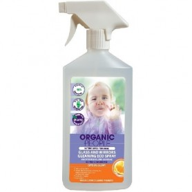 Spray ecologic pentru geamuri si oglinzi 500ml Organic People