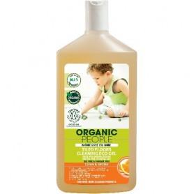 Gel ecologic pentru gresie cu Portocale si Tea Tree 500ml