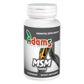 MSM, 1000Mg 30 capsule Adams