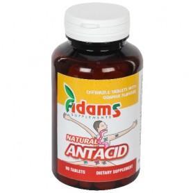 Natural Antacid cu aroma de Portocale 90 tablete