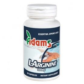 L Arginina 500Mg 30 capsule Adams