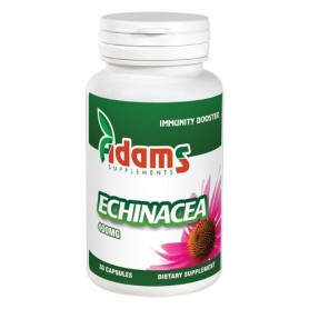 Echinacea, 400Mg, 30 capsule Adams
