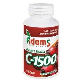 C-1500 cu macese 90tablete Adams Supplements