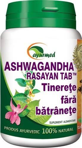 ashwagandha (ginseng indian) rasayan 50 tab