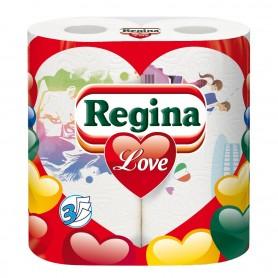 Prosop Hartie Regina Love 2 Role, 3 Straturi